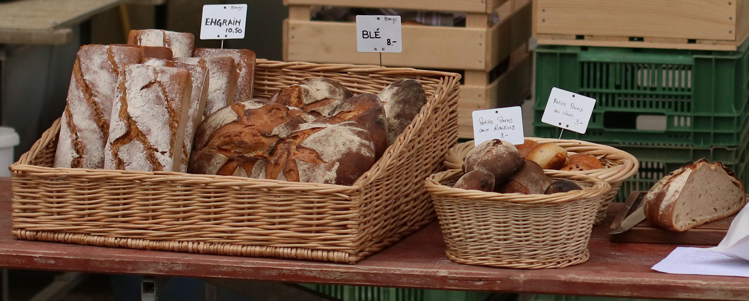 marché à la ferme Bois-Genoud
